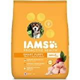 IAMS Proactive Health Smart Puppy Small & Medium Breed Dogs (<1 Years) Dry Dog Food, 3Kg Pack