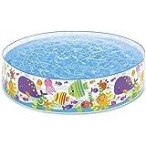 INTEX 海洋公园硬胶水池   56452 蓝色
