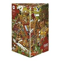 Heye 8832- Puzzle (1.500 piezas)