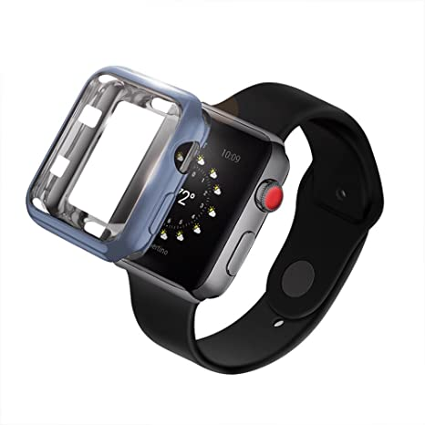 Harpily Correa de Reemplazo para Reloj Inteligente para Apple Watch Series 3 38mm/Apple Watch