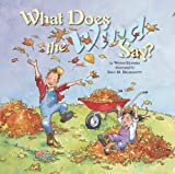 What Does the Wind Say?, Wendi Silvano, 1559719540