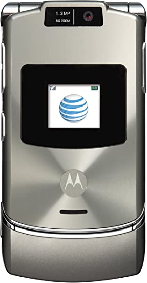 amazon com motorola razr v3xx stone gray platinum phone at t rh amazon com RAZR V3xx Review Motorola RAZR