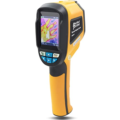 Perfect-Prime IR0001, Infrared (IR) Thermal Imager & Visible Light Camera