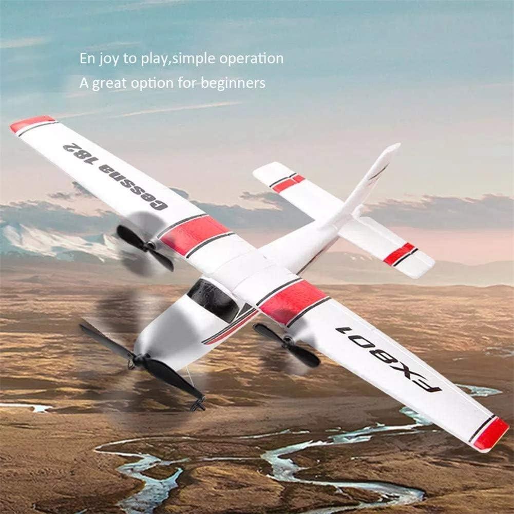 Meiyiu FX801 RC Plane EPP Foam Glider Airplane Gyro 2.4G 2CH RTF Control Remoto Wingspan Aircraft Funny Boys Airplanes Juguetes interesantes