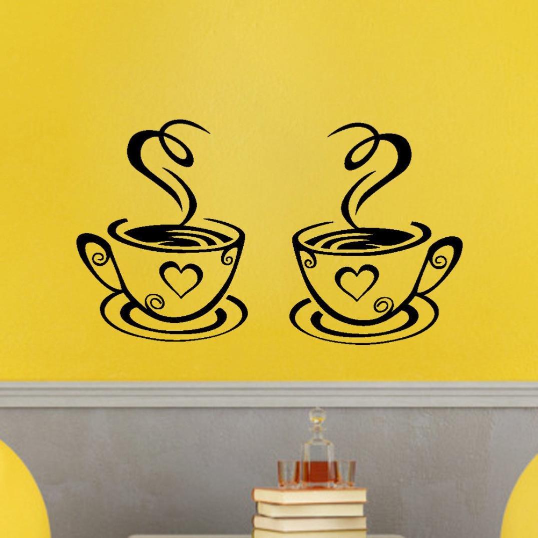 Amazon.com: Allywit New Arrival Beautiful Design Coffee Mugs Tea ...