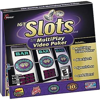 Igt slots multiplay video poker pc las vegas club hotel and casino address