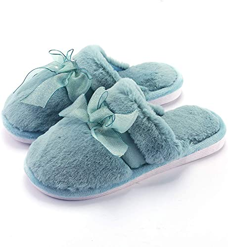 TELLW Men Women Spring and Summer Fall Couples Home Leather Slippers Indoor Flooring Anti-Skid Anti-Odor Slippers