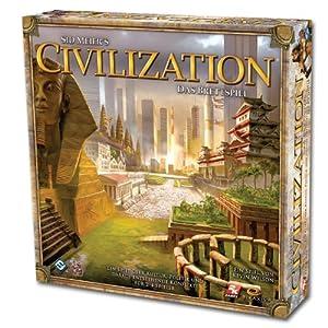 Heidelberger Spieleverlag 335- Civilization: Das Brettspiel