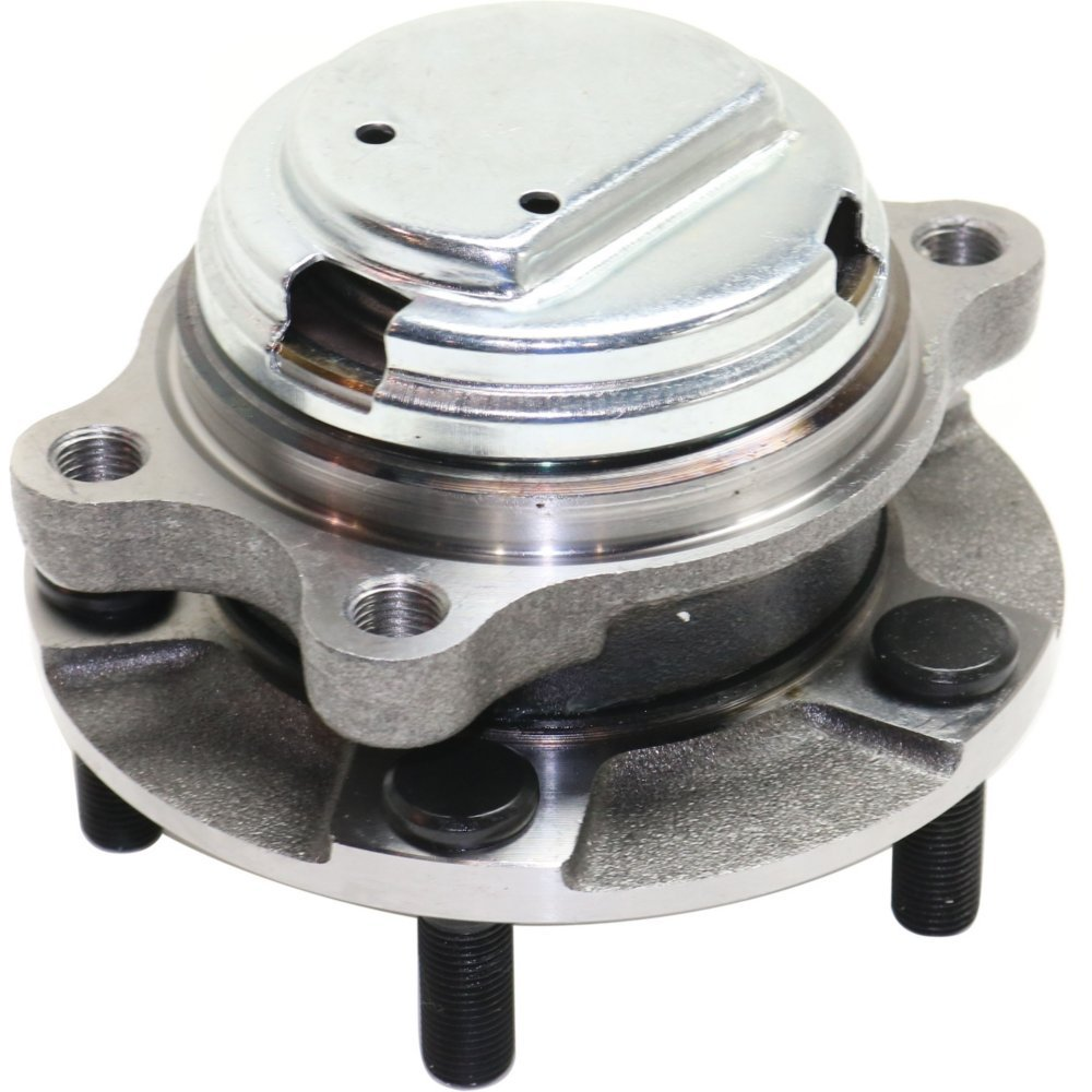 Wheel Hub and Bearing compatible with 2008-2013 Infiniti G37 Front Left or Right RWD With ABS Encoder and Studs
