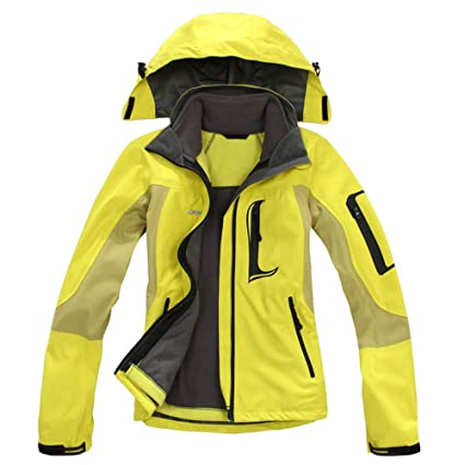 e24978ac98 Unisex Hoodies Mens Mountain Ski Jacket with Waterproof Windproof Outdoor  Warm Snowboard For Men Traveling Hiking
