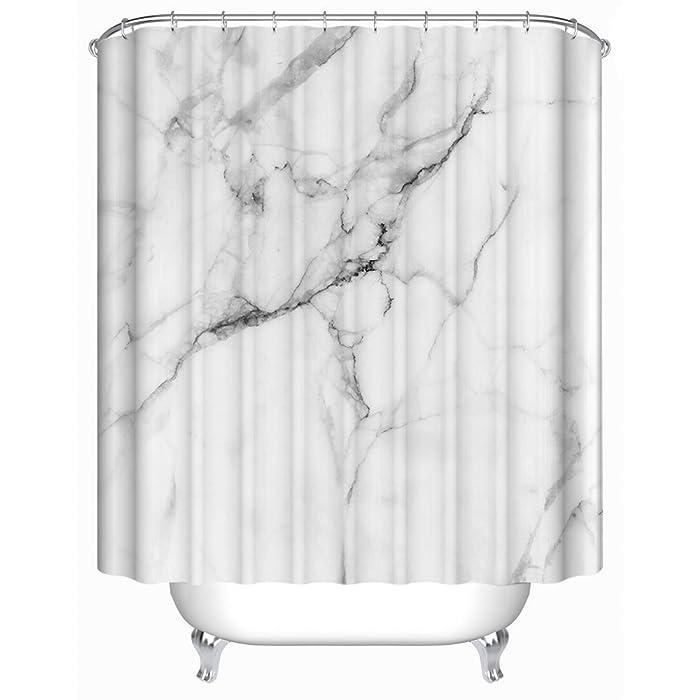 Top 10 Marbled Bathroom Decor