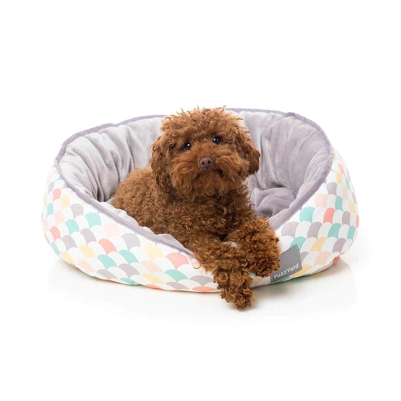 FuzzYard Rise N' Shine Reversible Dog Bed Large