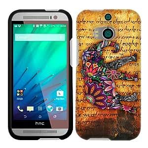 HTC One M8 Ancient Elephant Phone Case