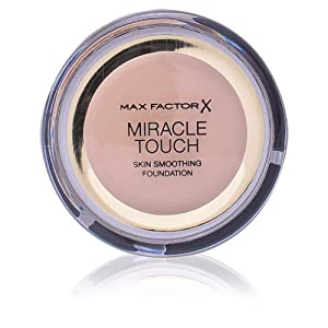 Max Factor Miracle Touch Liquid Illusion Foundation, No.80 Bronze