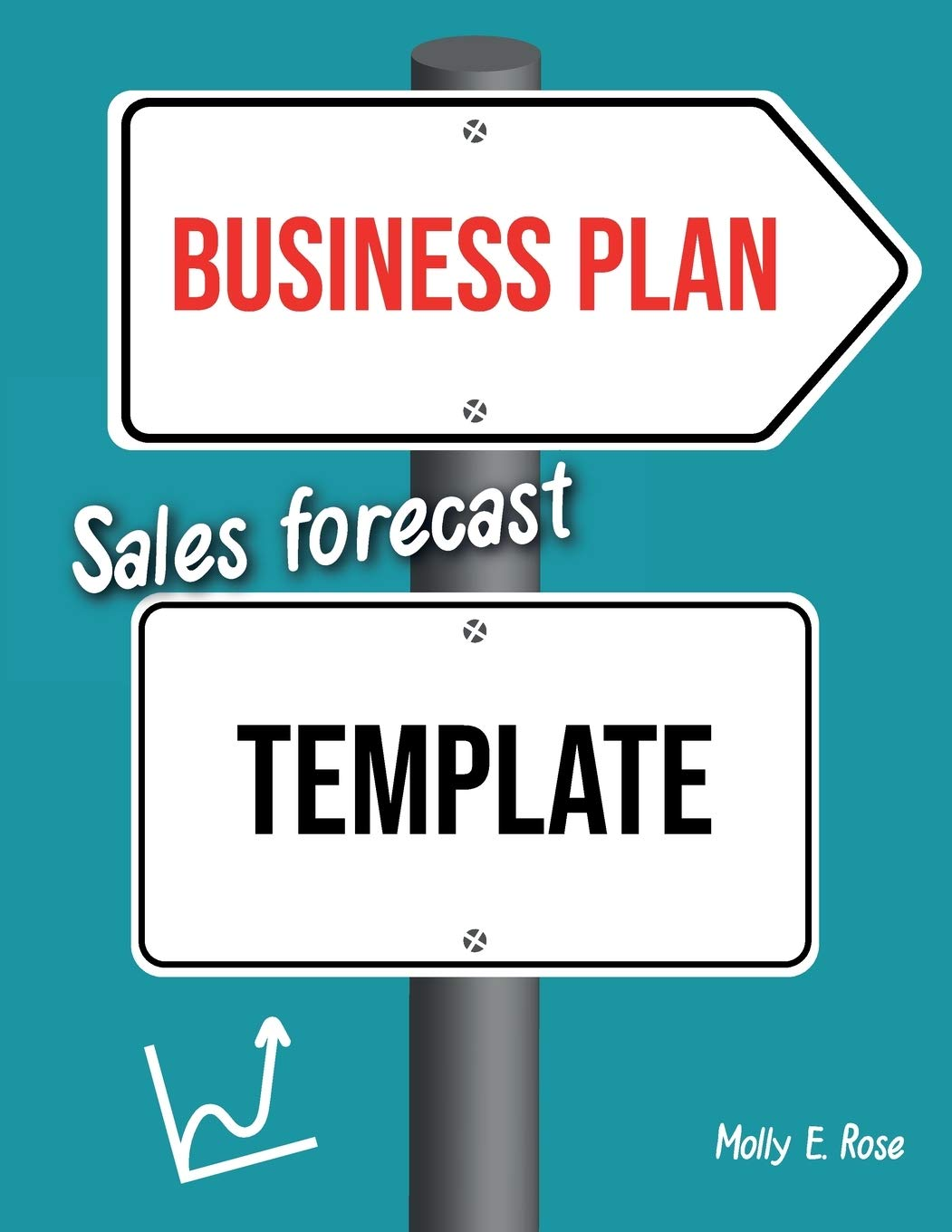 Amazon Com Business Plan Sales Forecast Template 9798621321581 Rose Molly Elodie Books