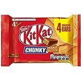 Kit Kat Chunky Peanut Butter 4 Pack 134G
