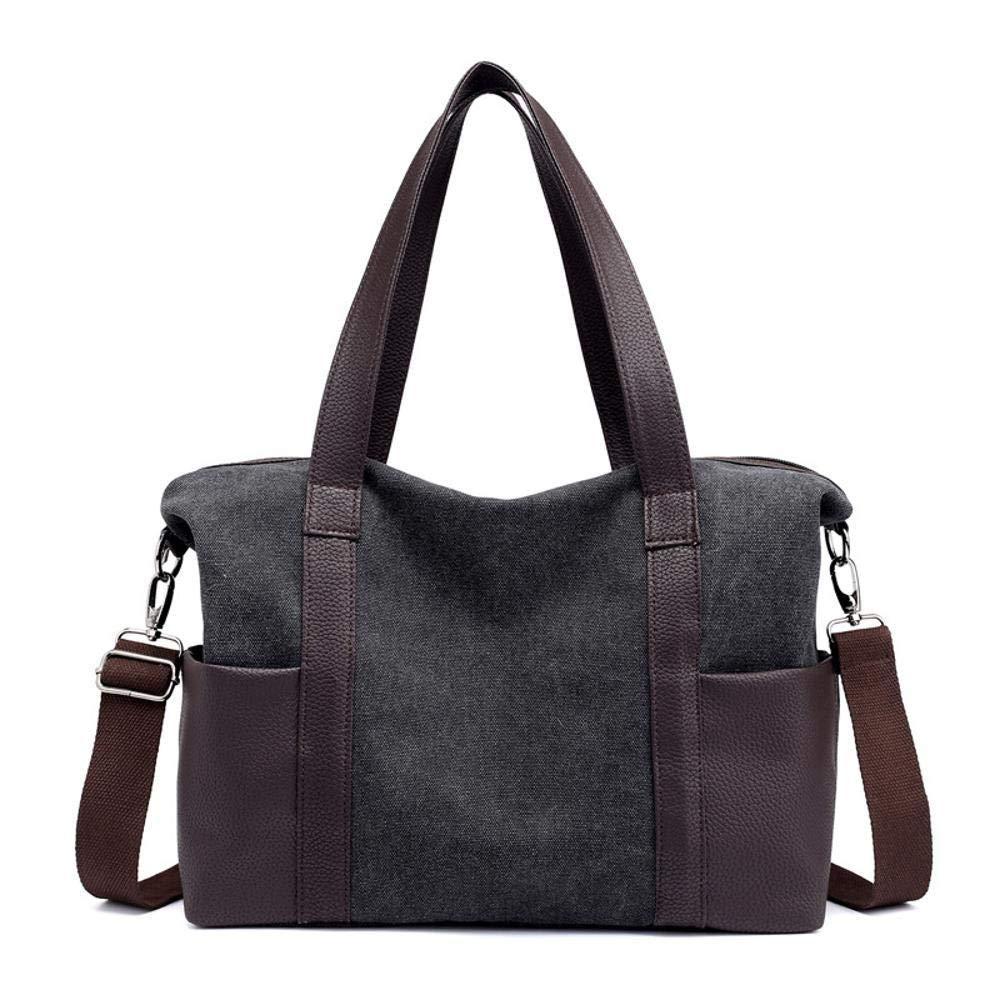 WWAVE Handtaschen für für für Damen Umhängetasche Tasche Freizeit Fashion Trend großer Kapazität Multifunktionale Tote Leinwand B07GS5W98W Henkeltaschen Saisonale Förderung 7a4492