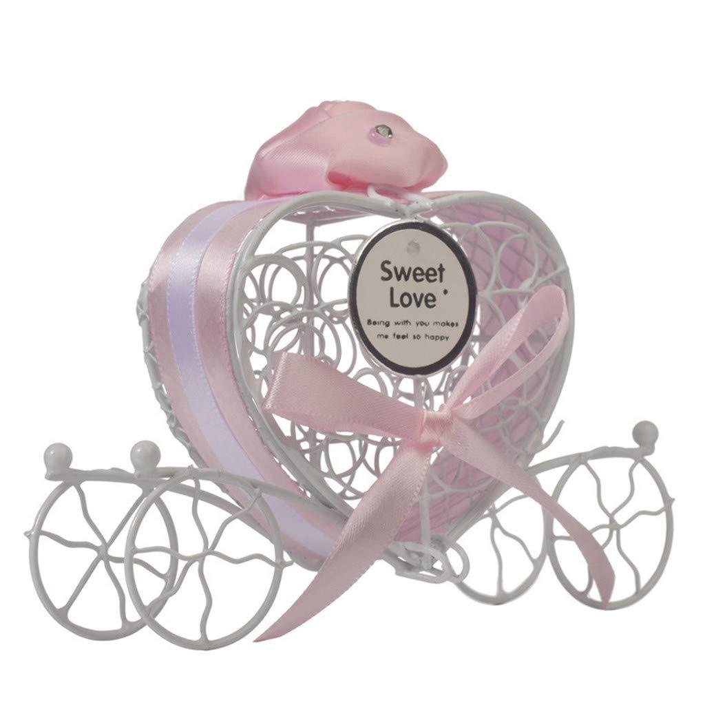 Newkelly Mini Handheld Fan,Personal Portable Desk Stroller Table Fan Cooling Electric Fan (Pink)