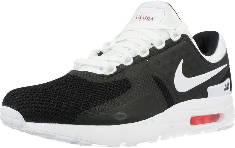 Nike Herren Air Max Zero Essential Sneaker Schwarz: Amazon