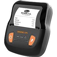 Rongta Bluetooth Receipt Printer,Thermal Receipt Printer 58MM,Portable Mobile Printer for Small Business ESC/POS for…