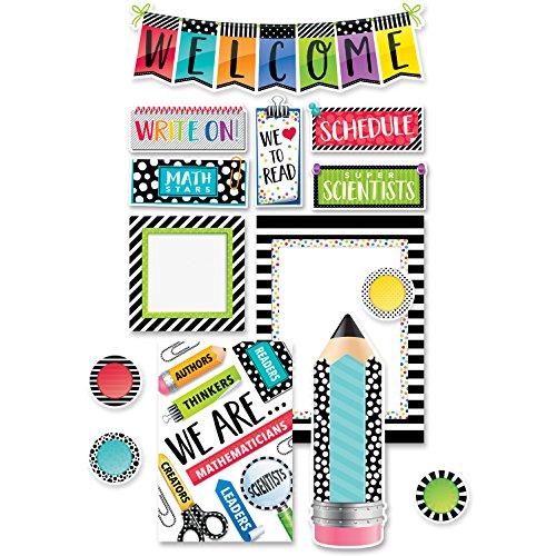 Creative Teaching Press Bulletin Board (Pencil Board Set)