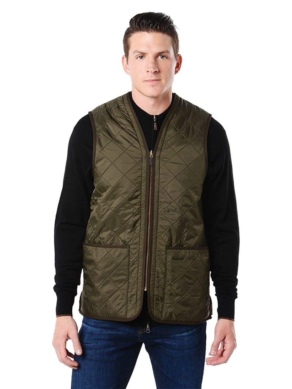 Barbour Mens Gilet Quilted Vest at Amazon Men's Clothing store: : barbour quilted vest - Adamdwight.com