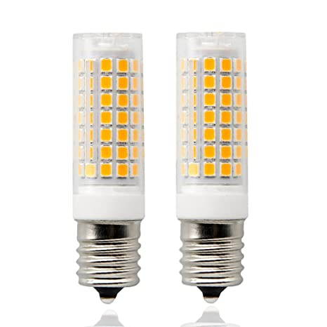 Bombilla LED E17 de 8,5 W, 110 - 130 V, 850 lúmenes, bombilla LED ...