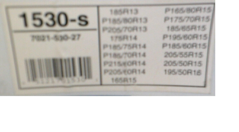 Amazon.com: Quick Fit Diamond Premium Tire Chains 1530-s-One Pair ...