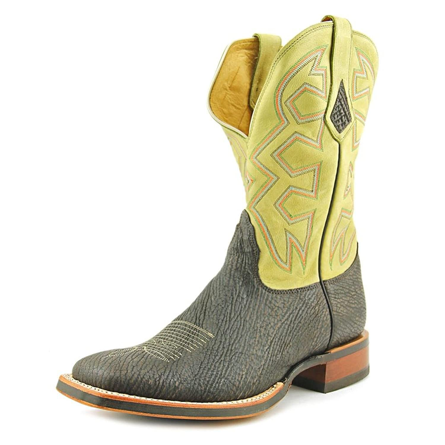 Nocona Frida Men 2E Square Toe Leather Western Boot