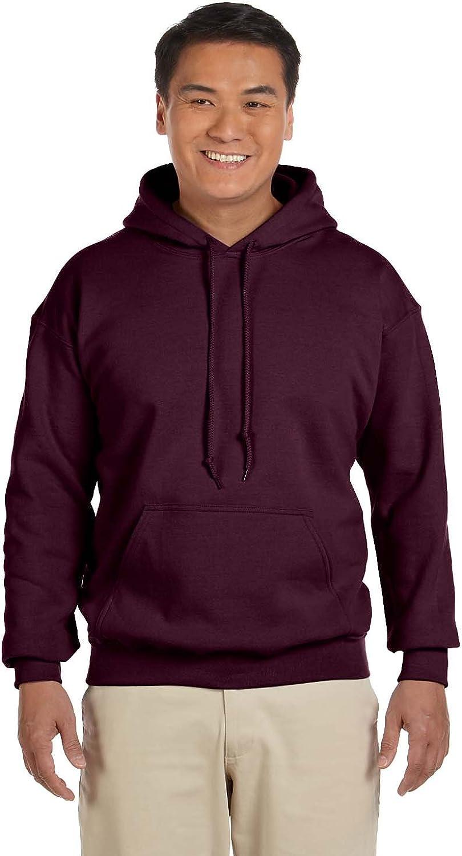 Gildan Heavy Blend Fleece Hooded Sweatshirt Sudadera con Capucha para Hombre