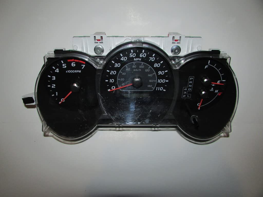 Toyota 83852-07021 Speedometer Glass