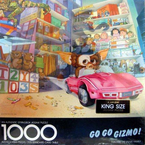 1000 piece puzzles corvette - 8
