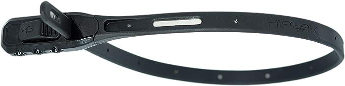 Yellow Zlok Single Hiplok Z-lok Combo Cable Lock Single