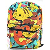 Nintendo Pokemon Boys Allover Print School Backpack