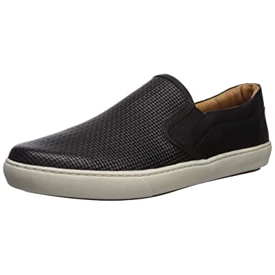 Driver Club USA Mens Leather Made in Brazil Maui Slip on Sneaker   Shoes