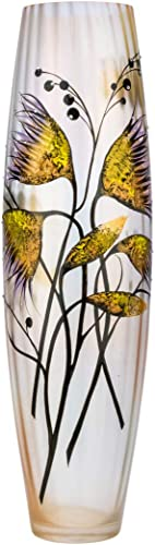JOZEFINA ATELIER Victoria Bella Decorative Flower Abstraction-700 Vase