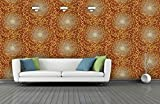 BDPP Washable Vinyl Coated Imported Mettalic Wallpaper-W423(Covers approximately 50 square. Feet.)