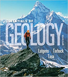Essentials Of Geology (10th Edition) Frederick K. Lutgens