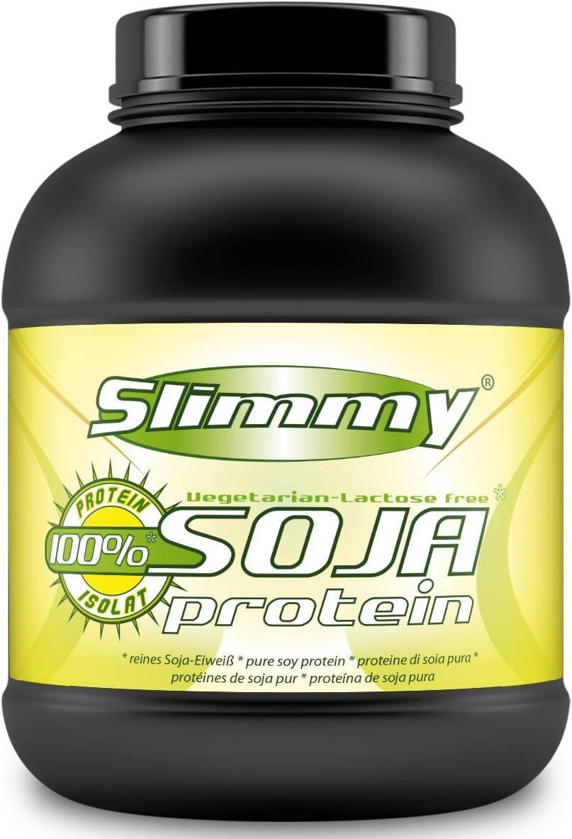 SLIMMY - Dieta baja en carbohidratos - 100 % de aislado de ...