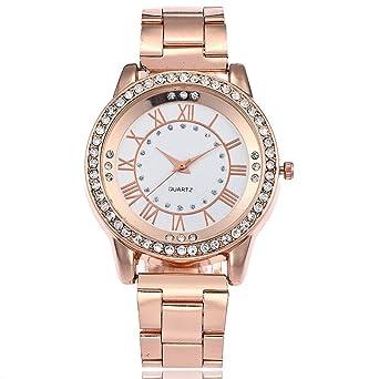 détaillant en ligne fd455 58cc3 LEvifun Montre Femme Pas Cher Montre Bracelet Acier ...