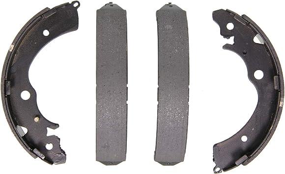 Pro Braking PBR4707-TRD-BLA Rear Braided Brake Line Transparent Red Hose /& Stainless Black Banjos