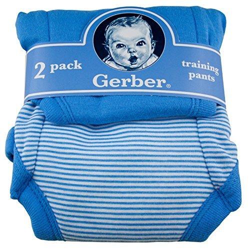 [Gerber Training Pants (2 Pack) (18, Boys)] (Cloth Diaper Basic Package)