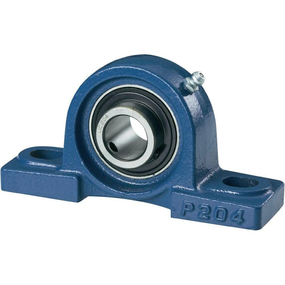 UCP 206 2 PCS NP30 30 mm Bohrung Block Gussgeh/äuse selbstausrichtend