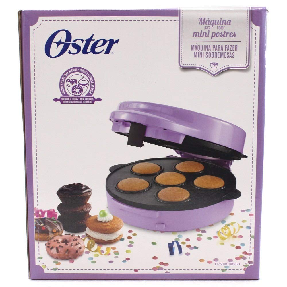 Amazon.com: Oster Multi Dessert Maker - Makes Assorted Desserts - Mini Brownies, Mini Donuts and Mini Whoopee Pies: Kitchen & Dining