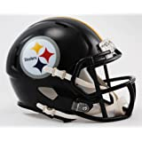 NFL Riddell Football Speed Mini Helm Pittsburgh Steelers