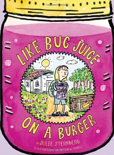 Download Like Bug Juice on a Burger (Eleanor) ebook