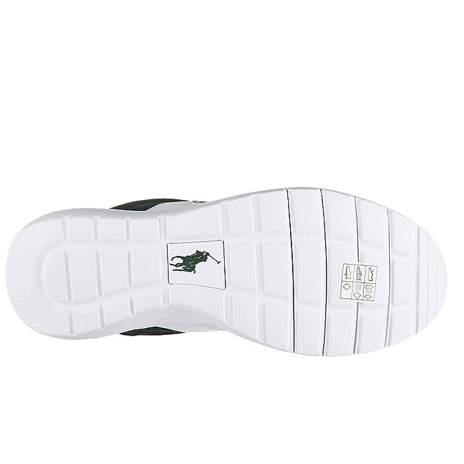 Polo Ralph LaurenScarpe Sneakers Uomo Camoscio Nuove Cordell ...