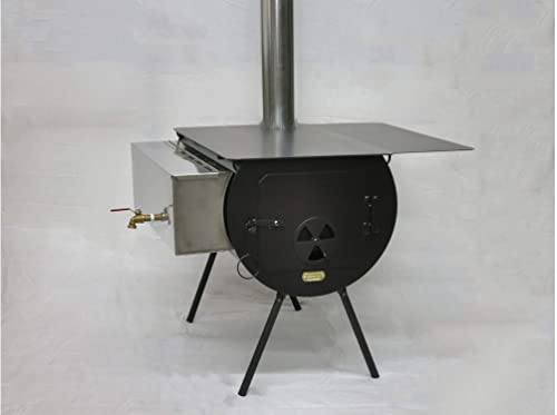 Cylinder Stoves – Yukon Package – Wall Tent Stove