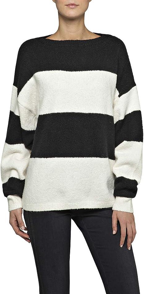 Replay Damen Pullover: : Bekleidung
