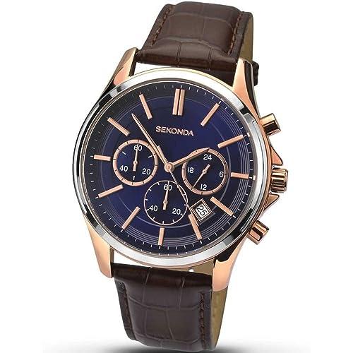 Mens Sekonda Chronograph Watch 1180